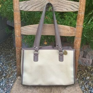 The Sak Shoulder Bag Tan Brown
